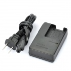 BC-80L Camera Battery Charger for Casio EX-G1 / Z1 / Z2 / S5 / S7 / S8 / Z19 / Z33 / Z35 + More