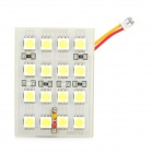 White SMD 4*4 16-LED Cabin/Dome/Door/Glove Box Light (12V)