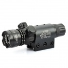 5~20mW Green Laser Rifle Scope with Gun Mounts (1 x CR123A)