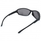 Cool Outdoor Sports Cycling UV400 Protection Sunglasses - Black