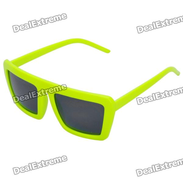 fashion-outdoor-sports-cycling-uv400-protection-frame-sunglasses-bright-yellow
