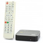 MANYTEL X16-1185 HD 1080P Mini Network Media Player w / USB Host / HDMI