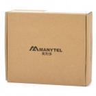 MANYTEL X16-1185 HD 1080P Mini Network Media Player w/ USB Host / HDMI