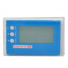 "3-in-1 150W Li-Po / Li-Fe Battery Balancer + Voltage Tester + Discharger - Blue (2.6"" LCD)"
