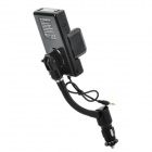 Car Charger FM Transmitter with 3.5mm Audio