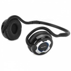 2.4GHz Bluetooth V3.0 Handsfree Stereo Headset - Black