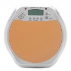 "DStart100 2"" LCD Drum Practice Pad Metronome Beat Counter (2 x AAA)"