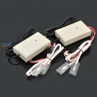 Car License Plate Anti Photo Radar Device (Pair / DC 12V)