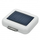 Solar Powered 1200mAh External Battery Emergency Power Charger for iPhone / MP3 + More