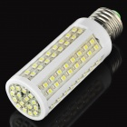 E27 5.5W 7000K 550-Lumen 112-3528 SMD LED White Light Bulb (AC 220V)