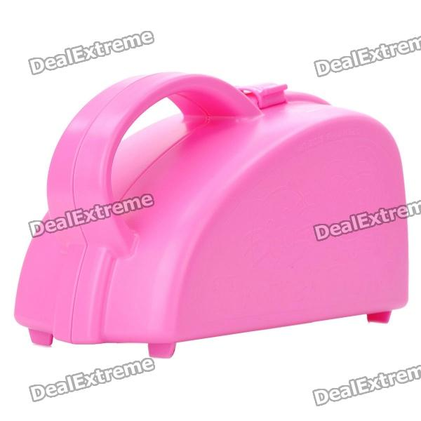 Portable Travelling Food / Water Bowl for Pet - Pink (2 x 950ml)