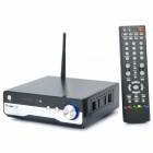 "1.5"" LED Full HD 1080P Linux Android 2.2 Multimedia Player w/ HDMI / USB 3.0 / SD - Black (4GB)"