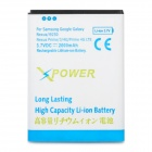 Replacement 3.7V 2000mAh Battery for Samsung Nexus i9250