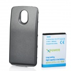 Replacement 3.7V 3800mAh Battery + Back Cover Case for Samsung GALAXY NEXUS PRIME I9250