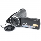 "HDV-P28 CMOS 5MP Digital Video Camcorder w/ 3X Digital Zoom / AV-Out / HDMI / 2xSD (3"" Touch Screen)"