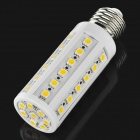 E27 7W 480LM 3000K Warm White Light 44*SMD 5050 LED Corn Bulb (110V)