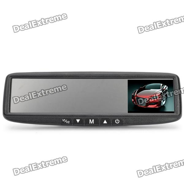 Car Vehicle Rearview Mirror Monitor Parking Sensor System