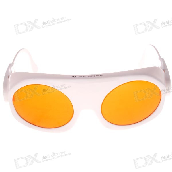 Green Lasers Protective Safety Goggles (Blocks 150nm~540nm)
