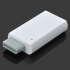 Wii Male to HDMI Female + 3.5mm Audio Jack Converter Adapter - White
