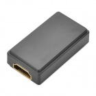 1080P HDMI Female to Female Repeater Extender - Black