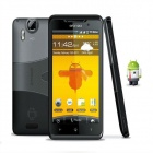 "STAR X15i Android 2.3 WCDMA Smartphone w/ 4.3"" Capacitive, Dual-SIM, Wi-Fi and GPS - Black"