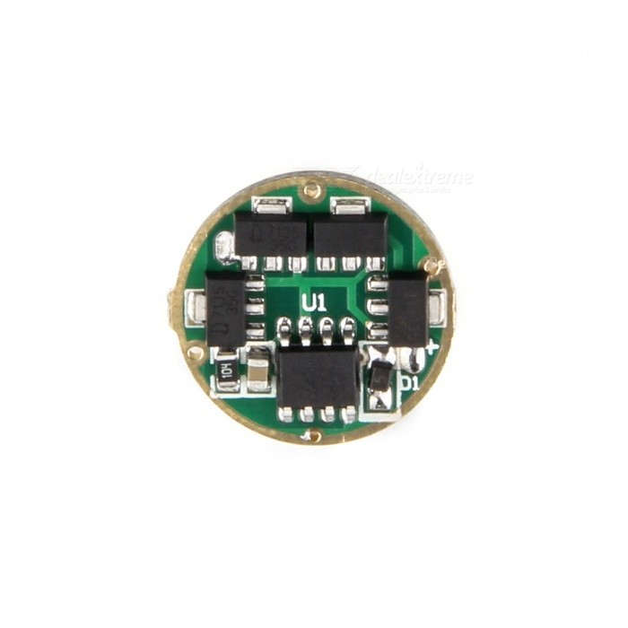 17mm 2800mA 5-Mode Memory Regulated LED Driver Circuit Board for Flashlight (DC 3~4.5V) от DX.com INT