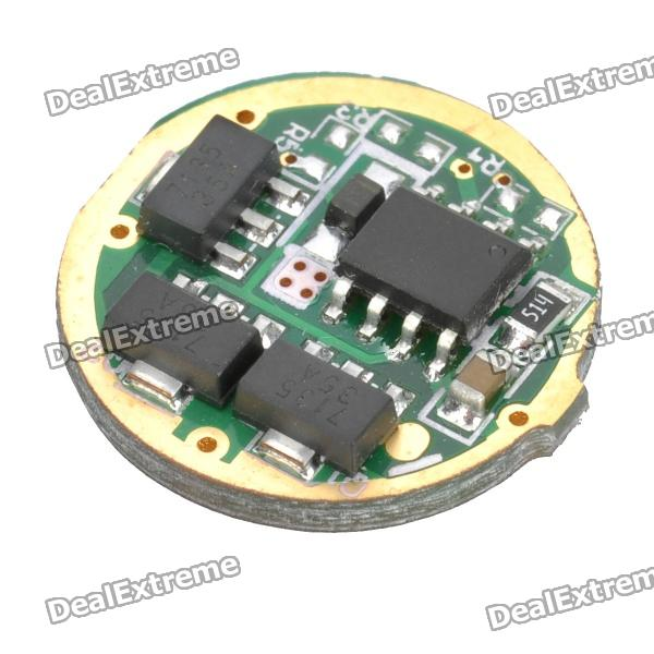1050mA Constant Current Regulated 5-Mode LED Driver Circuit Board Module (3~4.5V) балетки renzi балетки