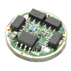17mm 1400mA 5-modus minne regulert LED driveren krets bord for lommelykt DIY (DC 3 ~ 4.5V)