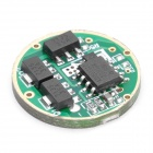 Circuito para linterna HUM 1050mA Regulated Current 5-Mode Memory LED (3~4.5V)
