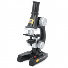 Light 100~450X Zooming Microscope with Discovery Kit (2 x AA)