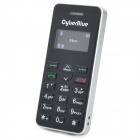 "1,0 ""LED-V2.1 + EDR Bluetooth Phone-Mate - Schwarz"