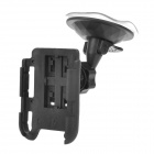 Car Windshield Swivel Mount Holder for iPhone 4 / 4S - Black