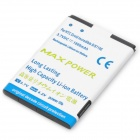 Replacement 3.7V 1800mAh Battery for HTC Desire S / Incredible S