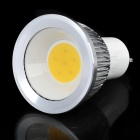 GU10 3W 280-300LM 3000-3500K Warm White 1-LED Light Bulb (85-265V)