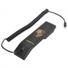 Cool Porsche Pattern Radiation Protection Handset for Cell Phone - Black (3.5mm-Plug)