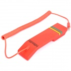 Cool Ferrari Pattern Radiation Protection Handset for Cell Phone - Red (3.5mm-Plug)