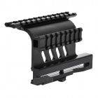 AK Aluminum Alloy Side Scope Mount - Black