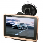 "5"" Touch Screen Win CE 6.0 GPS Navigator with FM/E-book + Built-in 4GB Brazil Maps"