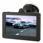 "5"" WinCE6.0 Portable GPS Navigator with Bluetooth/FM/AV IN + 4GB USA/Canada/Mexico Maps TF Card"