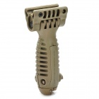 Hard Plastic Hand Grip for M4 / M16 - Army Brown