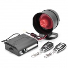 SYD-7 Single Way Car Alarm System (DC 12V)