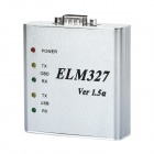 Aluminum Case OBD2 ELM327 USB CAN-BUS Scanner