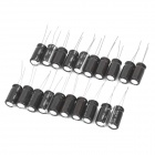 16V 1000uf Aluminum Motherboard Capacitors (20-Piece Pack)