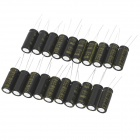 6.3V 2200uf Aluminum Motherboard Capacitors (20-Piece Pack)