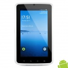 "7"" IPS Capacitive Screen Android 2.2 Tablet w/ Dual Camera / Wi-Fi / GPS / Bluetooth / 3G / 4GB TF"