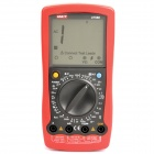 "UNI-T UT58B 3.1"" LCD Digital Multimeter - Red + Grey (1 x 6F22/9V)"