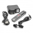 "1.1"" LED Mini Rechargeable Voice Recorder with MP3 Player (4GB)"