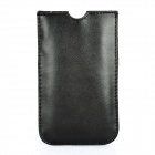Protective Leather Case for SonyEricsson LT26I/XPERIA S/LT18I/XPERIA ARC S - Black