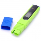 "1.2"" LCD PH Tester Meter - Green + Blue (4 x AG13)"