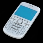 Replacement Full Housing Case for Nokia C3 - White